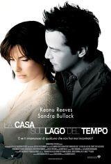 locandina del film LA CASA SUL LAGO DEL TEMPO