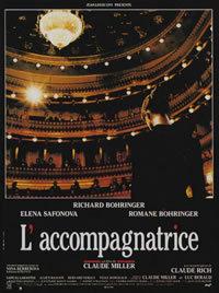 locandina del film L'ACCOMPAGNATRICE