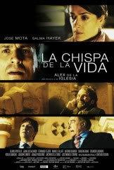 locandina del film LA CHISPA DE LA VIDA