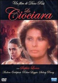 locandina del film LA CIOCIARA (1988)