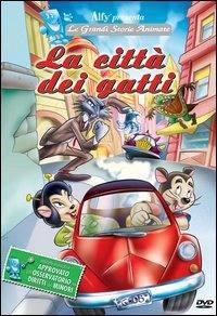 locandina del film LA CITTA' DEI GATTI