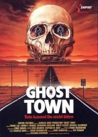 locandina del film GHOST TOWN - LA CITTA' MALEDETTA