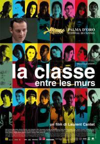 locandina del film LA CLASSE - ENTRE LES MURS