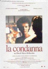 locandina del film LA CONDANNA