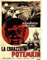locandina del film LA CORAZZATA POTEMKIN