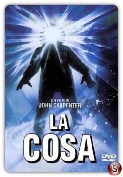 locandina del film LA COSA