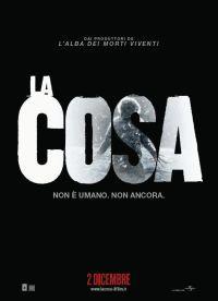 locandina del film LA COSA (2011)