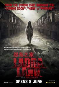 locandina del film LADDA LAND