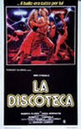 locandina del film LA DISCOTECA