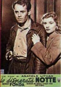 La Disperata Notte (1947)