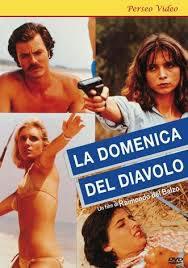 locandina del film LA DOMENICA DEL DIAVOLO