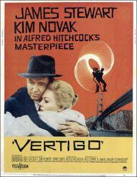 La Donna Che Visse Due Volte – Vertigo (1958)