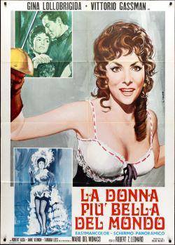 La Donna Piu' Bella Del Mondo (1955)