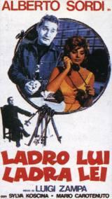 Ladro Lui, Ladra Lei (1957)
