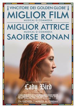 locandina del film LADY BIRD