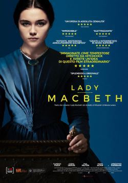 locandina del film LADY MACBETH