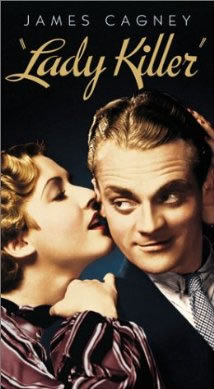 locandina del film LADY KILLER (1933)