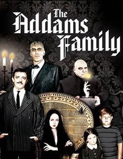 locandina del film LA FAMIGLIA ADDAMS - STAGIONE 1