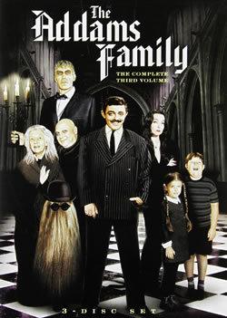 locandina del film LA FAMIGLIA ADDAMS - STAGIONE 2