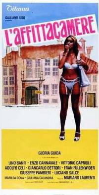 locandina del film L'AFFITTACAMERE (1976)