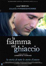 locandina del film LA FIAMMA SUL GHIACCIO