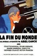 locandina del film LA FINE DEL MONDO (1931)