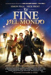 locandina del film LA FINE DEL MONDO (2013)