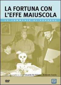 locandina del film LA FORTUNA CON L'EFFE MAIUSCOLA