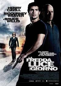 locandina del film LA FREDDA LUCE DEL GIORNO (2012)