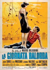 locandina del film LA GIORNATA BALORDA
