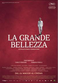 locandina del film LA GRANDE BELLEZZA
