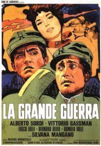 locandina del film LA GRANDE GUERRA