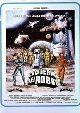 locandina del film LA GUERRA DEI ROBOT