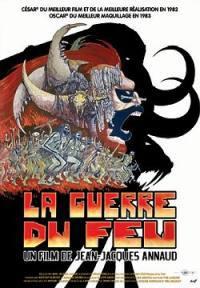 locandina del film LA GUERRA DEL FUOCO