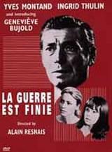 La Guerra E' Finita (1966)