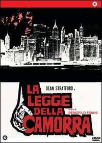 locandina del film LA LEGGE DELLA CAMORRA