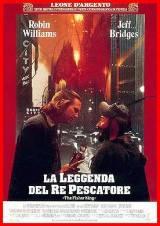 locandina del film LA LEGGENDA DEL RE PESCATORE