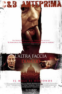 locandina del film L'ALTRA FACCIA DEL DIAVOLO
