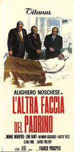 locandina del film L'ALTRA FACCIA DEL PADRINO
