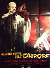 locandina del film LA LUNGA NOTTE DELL'ORRORE