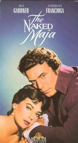 locandina del film LA MAJA DESNUDA