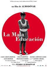 locandina del film LA MALA EDUCACION