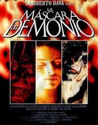 locandina del film LA MASCHERA DEL DEMONIO (1989)