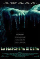 locandina del film LA MASCHERA DI CERA