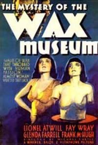 locandina del film LA MASCHERA DI CERA (1933)