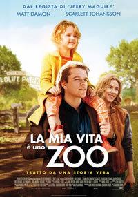 locandina del film LA MIA VITA E' UNO ZOO