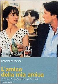 locandina del film L'AMICO DELLA MIA AMICA