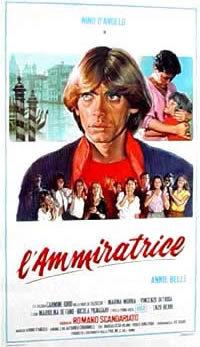locandina del film L'AMMIRATRICE