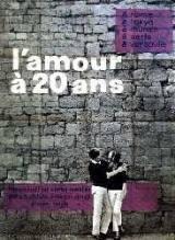 locandina del film L'AMORE A VENT'ANNI