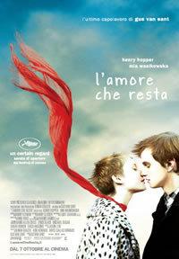 locandina del film L'AMORE CHE RESTA